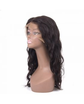 Body Wave Virgin human hair full lace wig