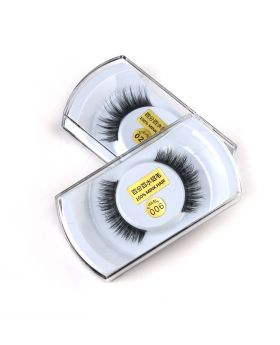 100%  mink eyelashes natural mink eyelashes for make up