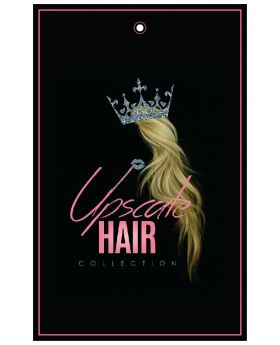 Hair labels and care card designing and printing to build hair brand